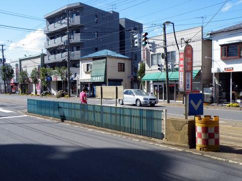 函館市企業局交通部杉並町